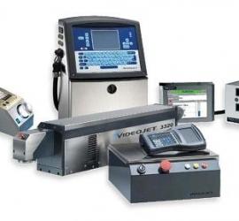 Каплеструйный принтер Videojet 1210